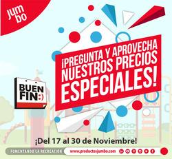 Ofertas de Jumbo  en el folleto de Puebla