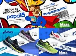 Ofertas de Klass Sport en el catálogo de Klass Sport ( 11 días más)