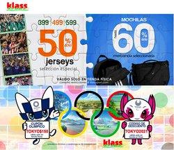 Catálogo Klass Sport ( 17 días más)