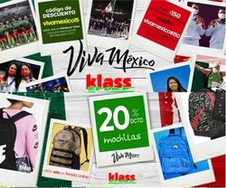 Ofertas de Deporte en el catálogo de Klass Sport ( 8 días más)