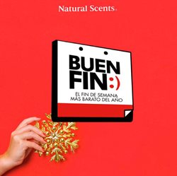 Ofertas de Natural Scents  en el folleto de Zapopan