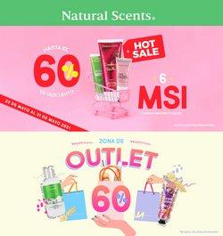 Ofertas de Natural Scents en el catálogo de Natural Scents ( Vencido)