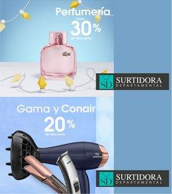 Ofertas de Tiendas Departamentales en el catálogo de Surtidora ( Publicado ayer)