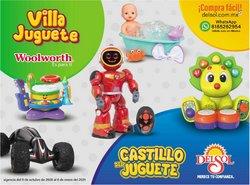 Ofertas de Juguetes y Niños en el catálogo de Del Sol en San Francisco del Rincón ( Publicado hoy )