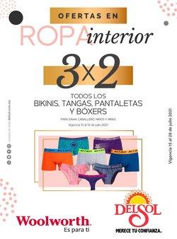 Ofertas de Del Sol en el catálogo de Del Sol ( Vence hoy)