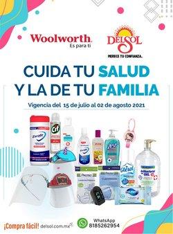 Ofertas de Del Sol en el catálogo de Del Sol ( 5 días más)