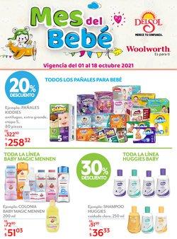 Ofertas de Tiendas Departamentales en el catálogo de Del Sol ( 2 días más)