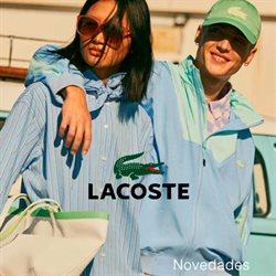 Ofertas de Marcas de Lujo en el catálogo de Lacoste en Tlalnepantla ( 28 días más )