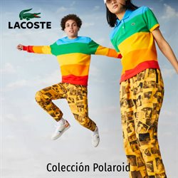 Ofertas de Marcas de Lujo en el catálogo de Lacoste en Tlalnepantla ( Más de un mes )