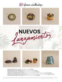 Ofertas de Hogar y Muebles en el catálogo de Home Interiors en Heróica Guaymas ( 8 días más )