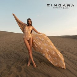 Ofertas de Zingara Swimwear en el catálogo de Zingara Swimwear ( 12 días más)