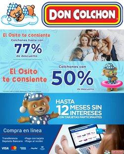 Ofertas de Don Colchón en el catálogo de Don Colchón ( 5 días más)