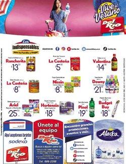 Ofertas de Del Rio en el catálogo de Del Rio ( 12 días más)