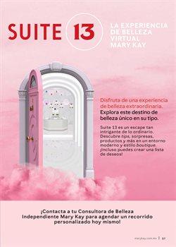 Ofertas de Destinos en Mary Kay
