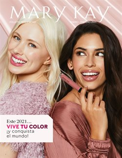 Ofertas de Perfumerías y Belleza en el catálogo de Mary Kay en Torreón ( Más de un mes )