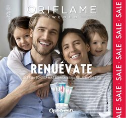 Ofertas de Perfumerías y Belleza en el catálogo de Oriflame ( Vence mañana)