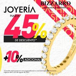 Ofertas de Ropa, Zapatos y Accesorios en el catálogo de Joyerías Bizzarro ( Publicado hoy)