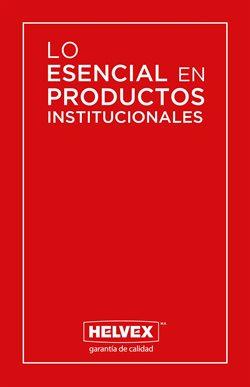 Ofertas de Ferreterías y Construcción en el catálogo de Helvex en Zacatecas ( Más de un mes )