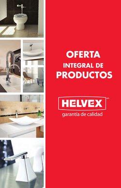Ofertas de Ferreterías y Construcción en el catálogo de Helvex ( 4 días más)