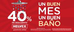 Ofertas de Helvex  en el folleto de Puebla