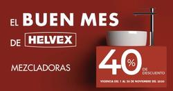 Cupón Helvex en Guasave ( 5 días más )