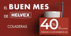 Cupón Helvex en Matehuala ( 5 días más )