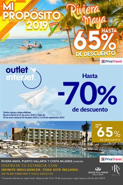 Ofertas de Price Travel  en el folleto de Zapopan