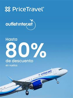 Ofertas de Viajes  en el folleto de Price Travel en Colima