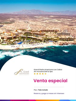 Ofertas de Viajes  en el folleto de Price Travel en Mérida