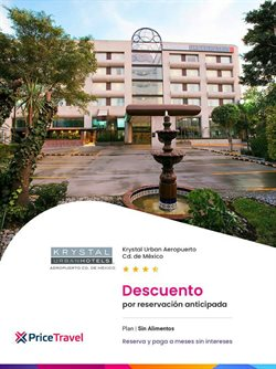Ofertas de Price Travel  en el folleto de Aguascalientes