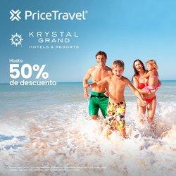 Catálogo Price Travel en Tijuana ( Caducado )