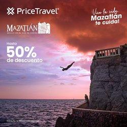 Ofertas de Price Travel en el catálogo de Price Travel ( Vencido)