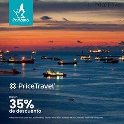 Ofertas de Viajes en el catálogo de Price Travel ( Más de un mes)