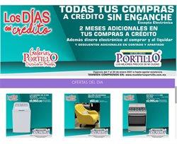 Catálogo Mueblerías Portillo ( Caducado )