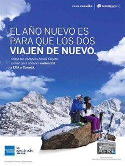 Ofertas de Transporte en Aeromexico