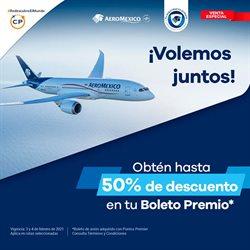 Catálogo Aeromexico en Tijuana ( Caducado )