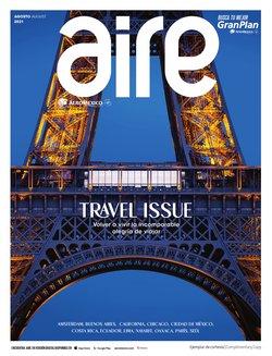 Ofertas de Viajes en el catálogo de Aeromexico ( Publicado hoy)