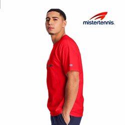 Catálogo Mister Tennis ( 3 días publicado )