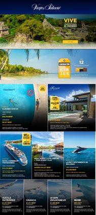 Ofertas de Viajes en el catálogo de Viajes Palacio en Iztapalapa ( Vence mañana )