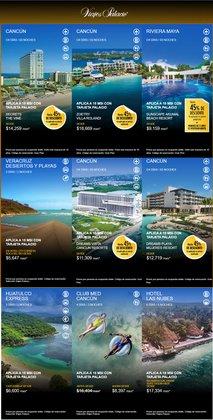 Ofertas de Viajes Palacio en el catálogo de Viajes Palacio ( 10 días más)