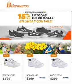 Ofertas de Ropa, Zapatos y Accesorios en el catálogo de B Hermanos ( 13 días más)