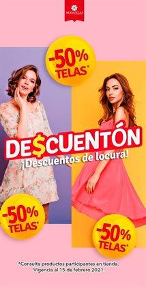 Catálogo Modatelas en Guadalajara ( 24 días más )
