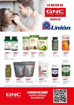 Ofertas de Farmacias Unión en el catálogo de Farmacias Unión ( 11 días más)