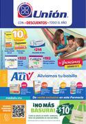 Catálogo Farmacias Unión ( Vence hoy)