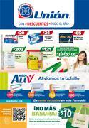 Catálogo Farmacias Unión ( 2 días más)