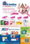 Ofertas de Rebajas en el catálogo de Farmacias Unión ( 4 días más)