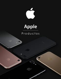 Ofertas de Vídeo  en el folleto de Apple en Tepatitlán de Morelos