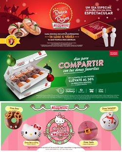 Catálogo Krispy Kreme ( Caducado )