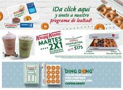 Ofertas de Restaurantes en el catálogo de Krispy Kreme en Guadalupe (Nuevo León) ( 3 días publicado )