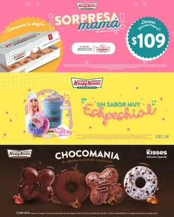 Ofertas de Krispy Kreme en el catálogo de Krispy Kreme ( Vencido)